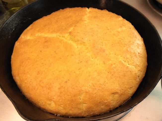 PUFF PANCAKE FRESH OUT OF THE OVEN.